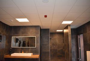 Led verlichting badkamer